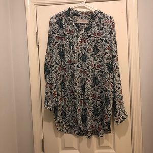 Floral Tunic from Loft